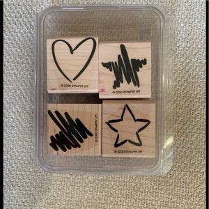 Stampin Up Two Step Stampin Scribbles